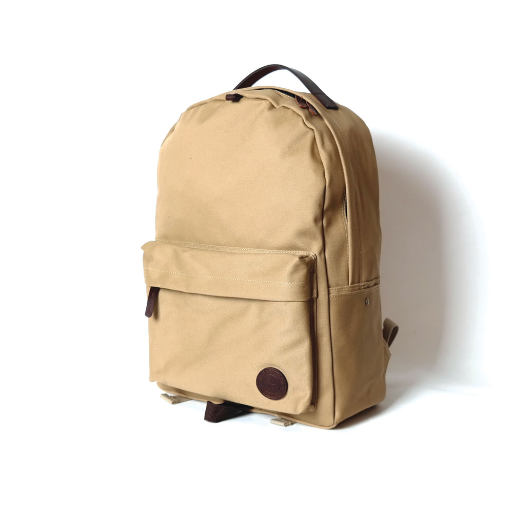 902 Backpack in Beige by BAAN Brown