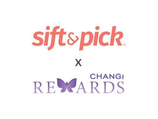 Sift & Pick X Changi Rewards