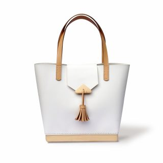 WOODVIEW-Wood Butt Tote Bag