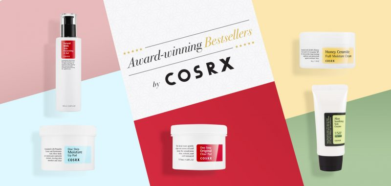 COSRX's Best-sellers Review: Everything About This Cult-Favourite K-Beauty Brand