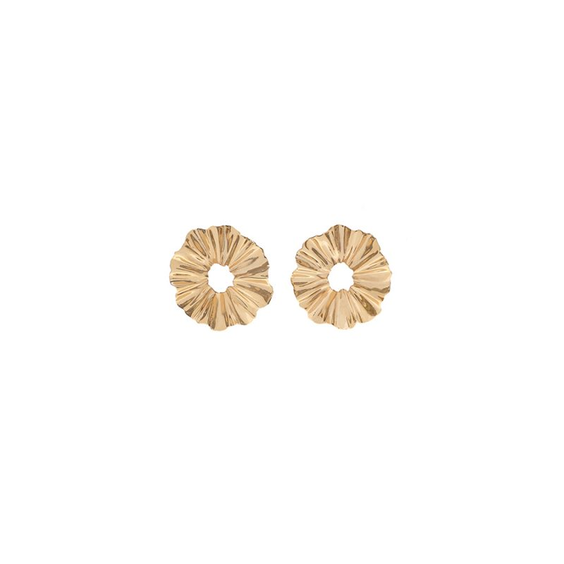Mzuu-Joli Small Flare Earrings