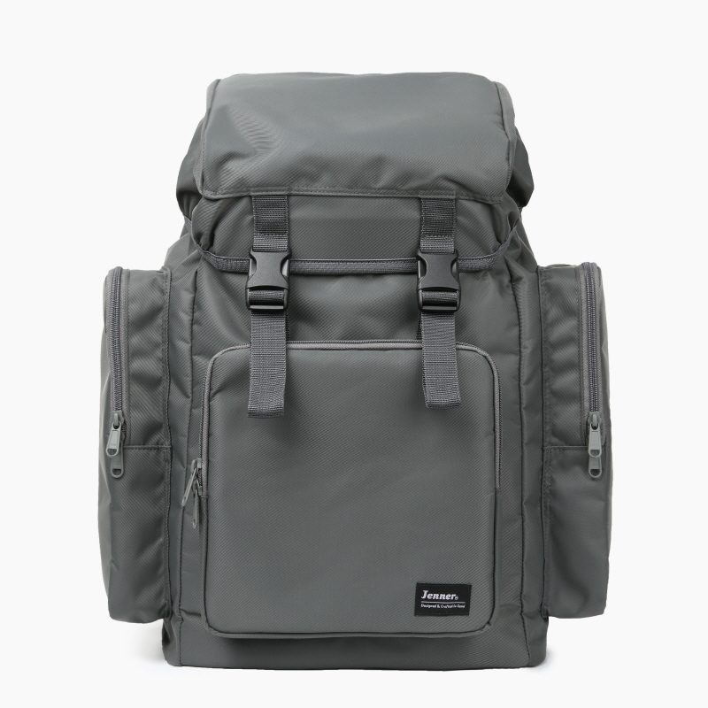 Jenner Youth Backpack-Gray