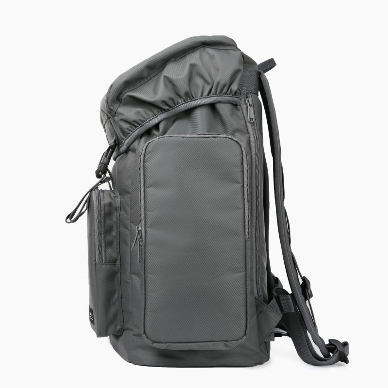 Jenner Youth Backpack-Gray2