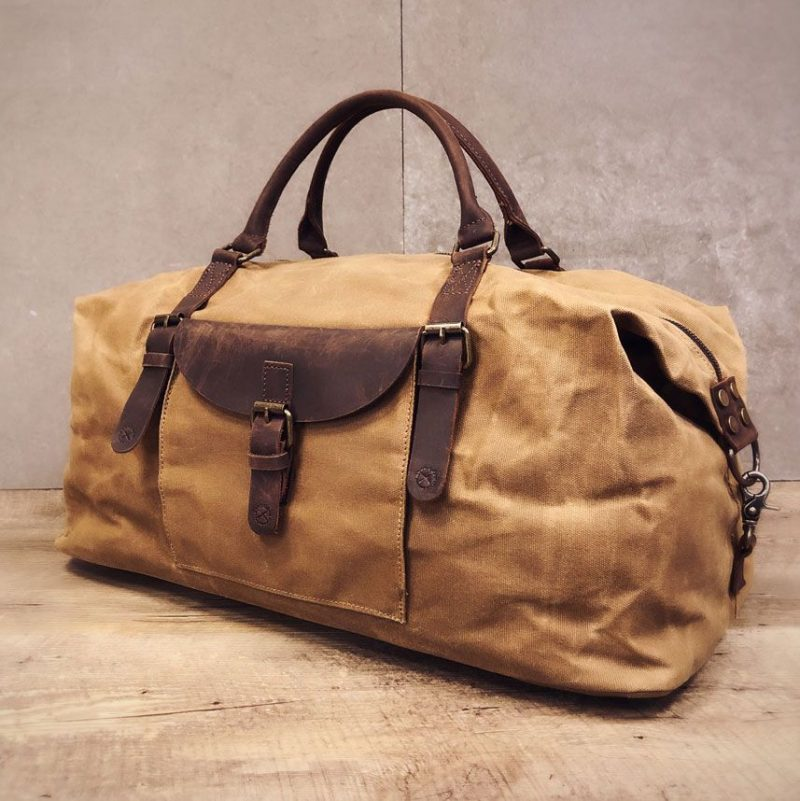 Hoopswax Duffle Bag
