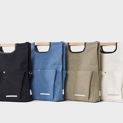Park Pack Folding Tote 281 Canvas