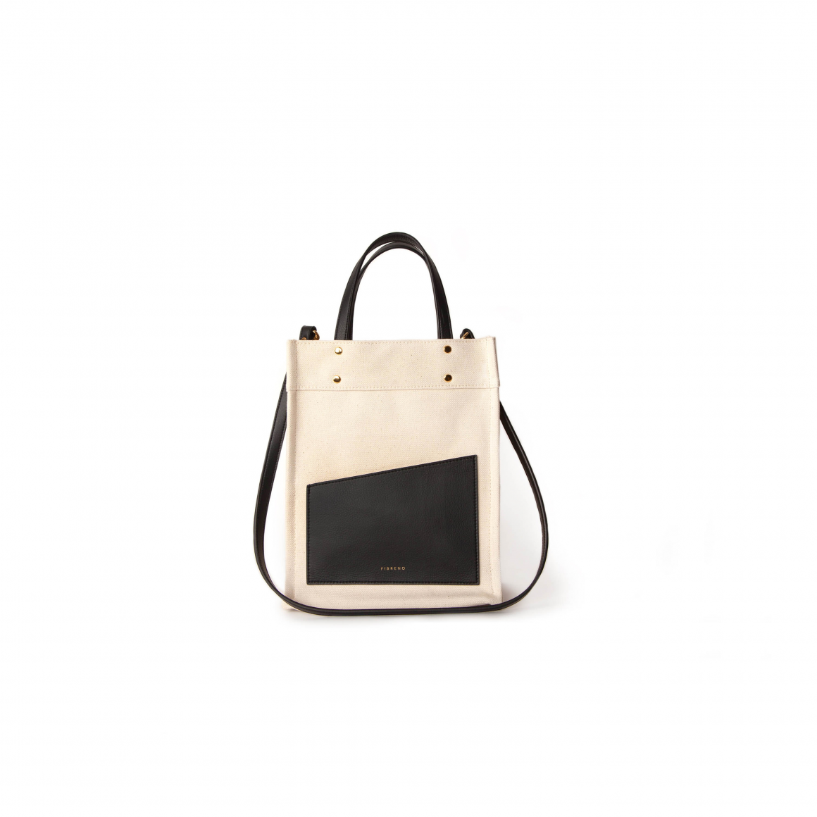 Mini Canvas Bag 22 - Black
