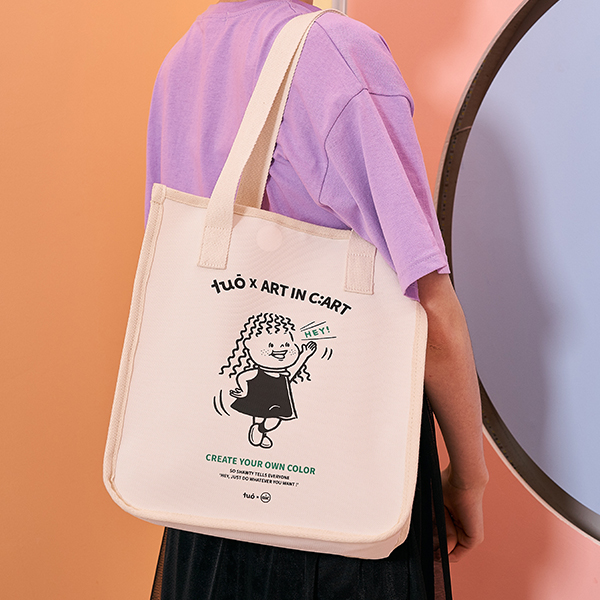 Shawty Shopper Bag - Mint