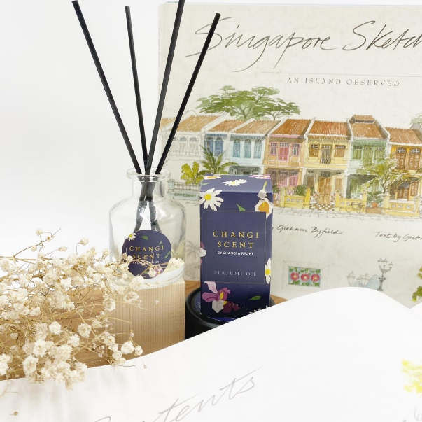 Changi Scent Reed Diffuser 50ml