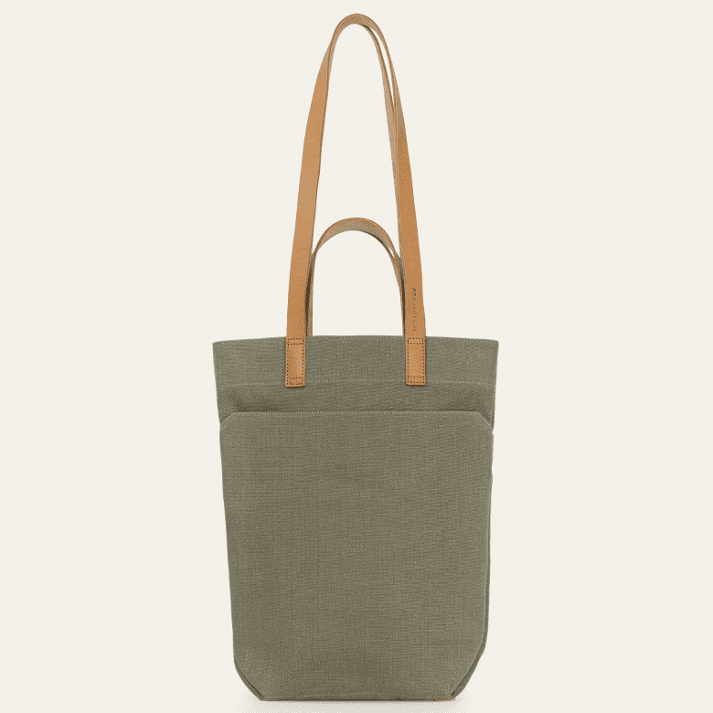 Kin Tote Luxe - Dusty Olive