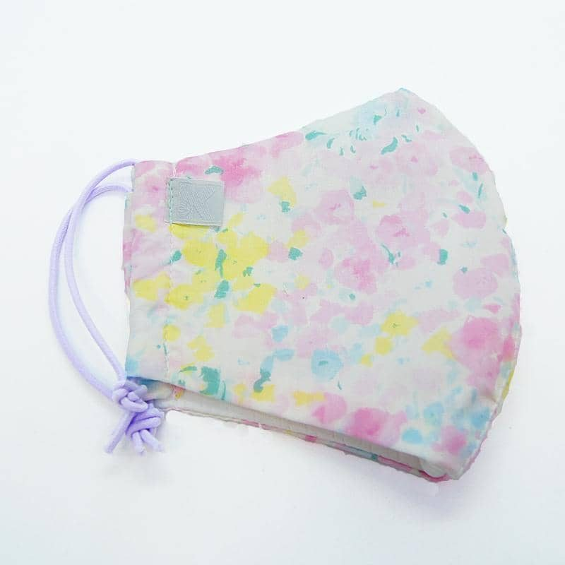 Cool Touch Fabric Mask - Sweet Pea