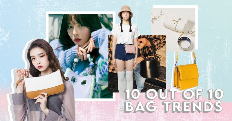 10 out of 10 Definitive Bag Trends that are Worth the Hustle