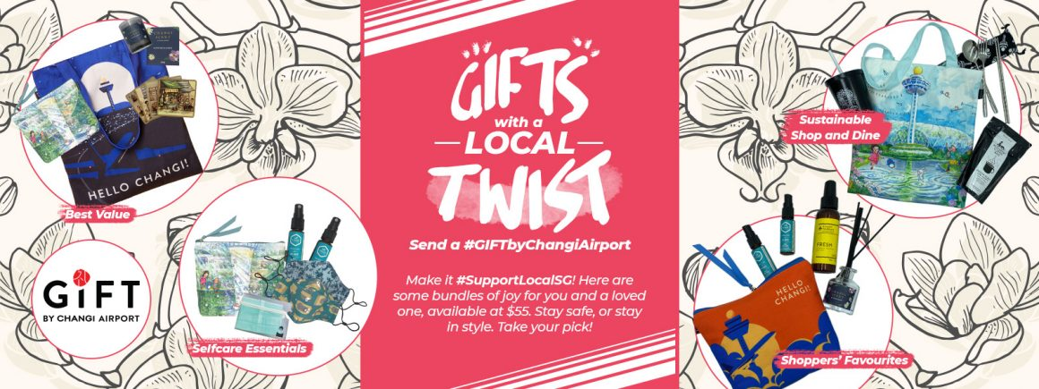 GIFT by Changi Airport Bundle 55