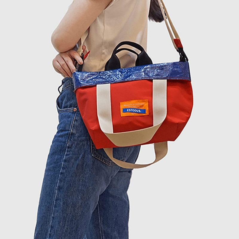 Vessel Bag Small - Red